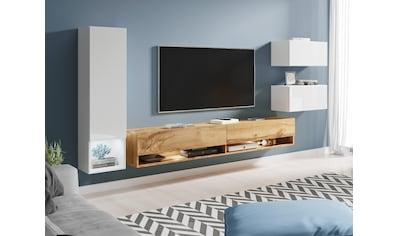 Wohnwand »Amadeo« (Set, 4 - tlg) kaufen