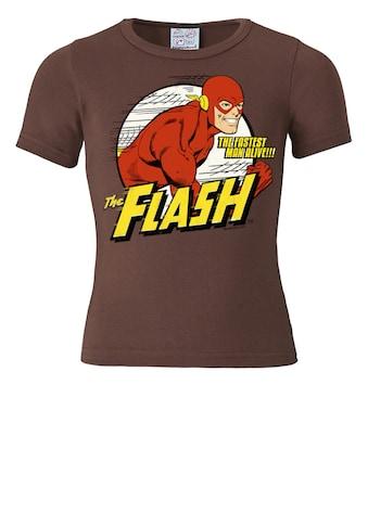 LOGOSHIRT T-Shirt mit coolem Superhelden-Druck kaufen