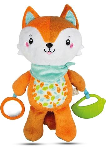 Clementoni® Kuscheltier »Clementoni Baby - First Months - Mimik-Plüsch Fuchs« kaufen