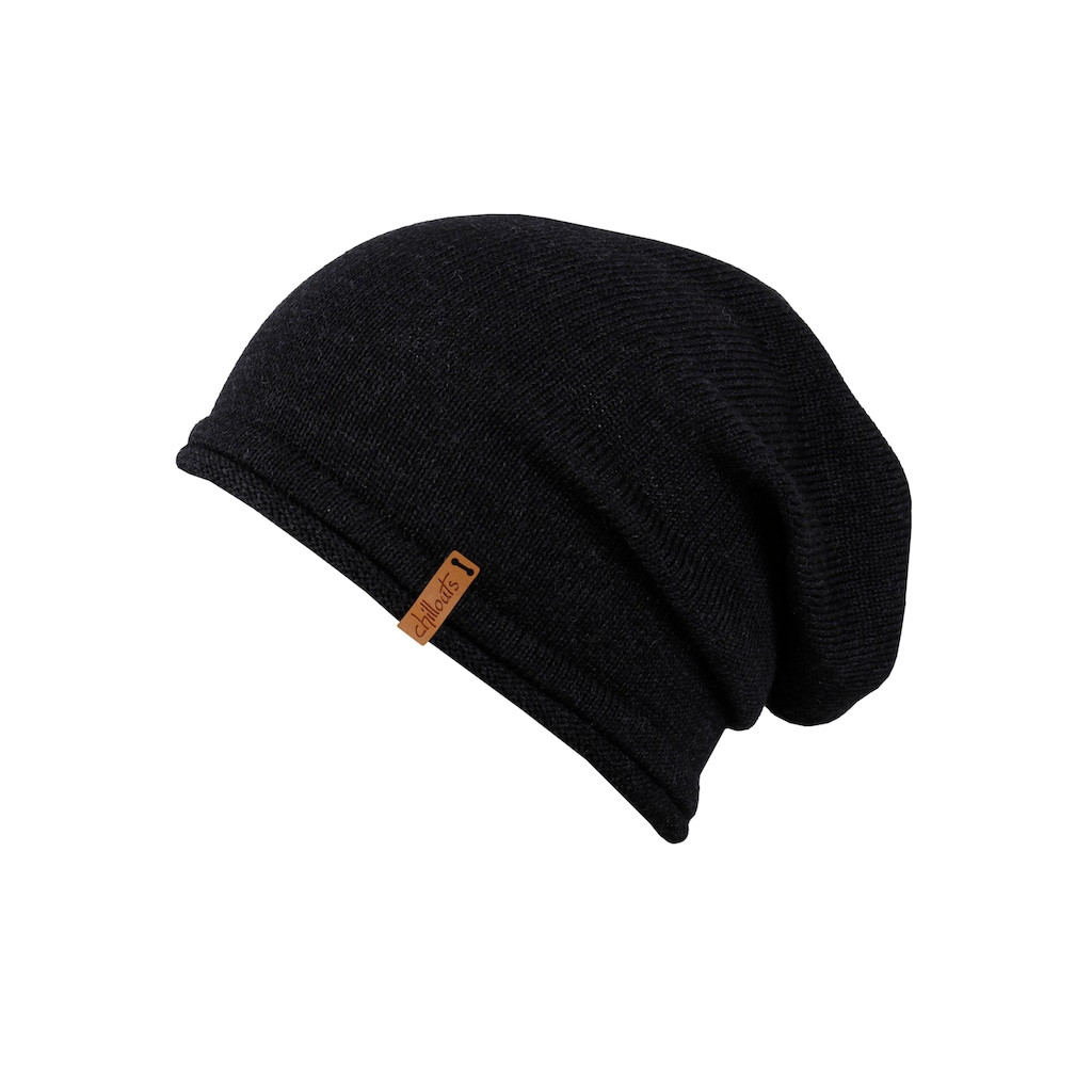 chillouts Beanie, Oversize Mütze, One Size