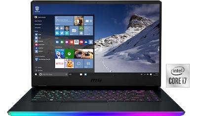 MSI Gaming-Notebook »GE66 Raider 10UE-262«, ( 1000 GB SSD) kaufen