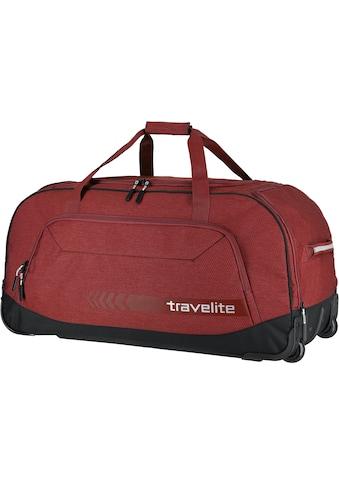travelite Reisetasche »Kick Off XL, 77 cm«, mit Trolleyfunktion kaufen