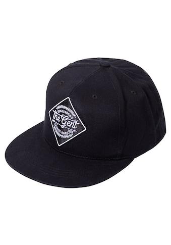 KingKerosin Baseball Cap »The Gent«, mit Front-Stickerei kaufen