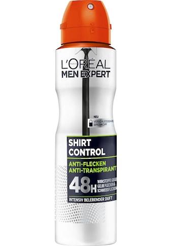 "L'ORÉAL PARIS MEN EXPERT Deo - Spray ""Shirt Control"" kaufen"