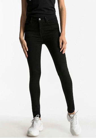 LTB High-waist-Jeans »AMY«, mit extra engem Bein, hoher Leibhöhe und im 5-Pocket Stil kaufen
