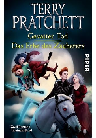 Buch »Gevatter Tod - Das Erbe des Zauberers / Terry Pratchett« kaufen