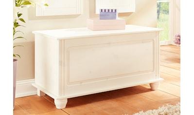 Home affaire Sitztruhe »Finca« kaufen