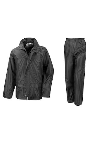 Result Regenjacke »Core Herren Regenset, Hose und Jacke« kaufen