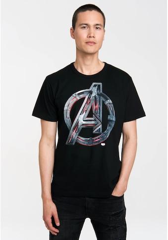 LOGOSHIRT T-Shirt mit lässigem Logodruck kaufen