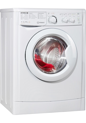 Indesit Waschtrockner EWDC 6145 W DE, 6 kg / 5 kg, 1400 U/Min kaufen