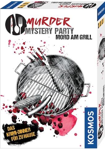 Kosmos Spiel »Murder Mystery Party - Mord am Grill« kaufen
