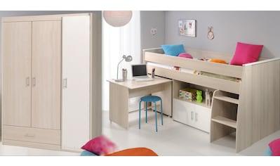 Parisot Jugendzimmer - Set »Charly« (Set, 2 - tlg) kaufen