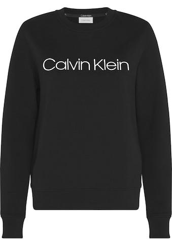 Calvin Klein Sweatshirt »LS CORE LOGO HWK« kaufen