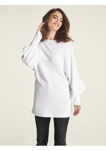 Pullover mit Keulenärmel kaufen