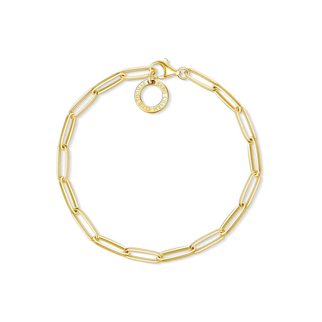 THOMAS SABO Charm-Armband »X0253-413-39-L15,5, L17, L18,5,«
