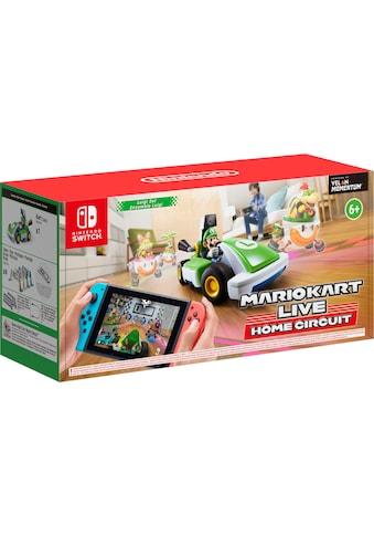 Nintendo Switch Spiel »Mario Kart Live: Home Circuit - Luigi«, Nintendo Switch kaufen