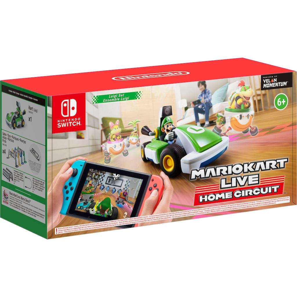 Nintendo Switch Spiel »Mario Kart Live: Home Circuit - Luigi«, Nintendo Switch