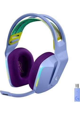 Logitech G »G733 LIGHTSPEED Wireless RGB« Gaming - Headset kaufen