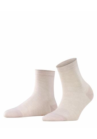 Burlington Socken »Ladywell«, (1 Paar), mit allover Glanz kaufen