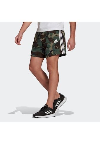 adidas Performance Trainingsshorts »ESSENTIALS FRENCH TERRY CAMOUFLAGE« kaufen