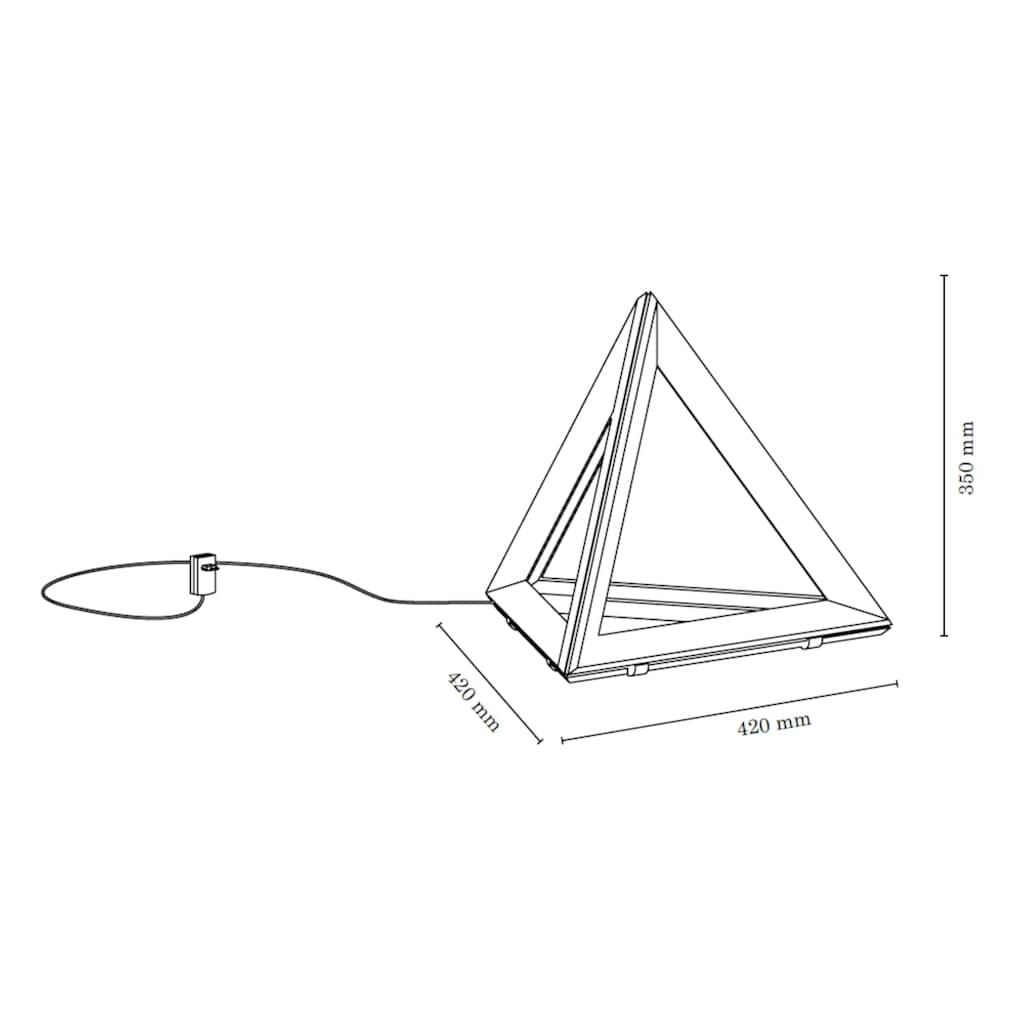 SPOT Light LED Tischleuchte »TRIGONON«, LED-Board