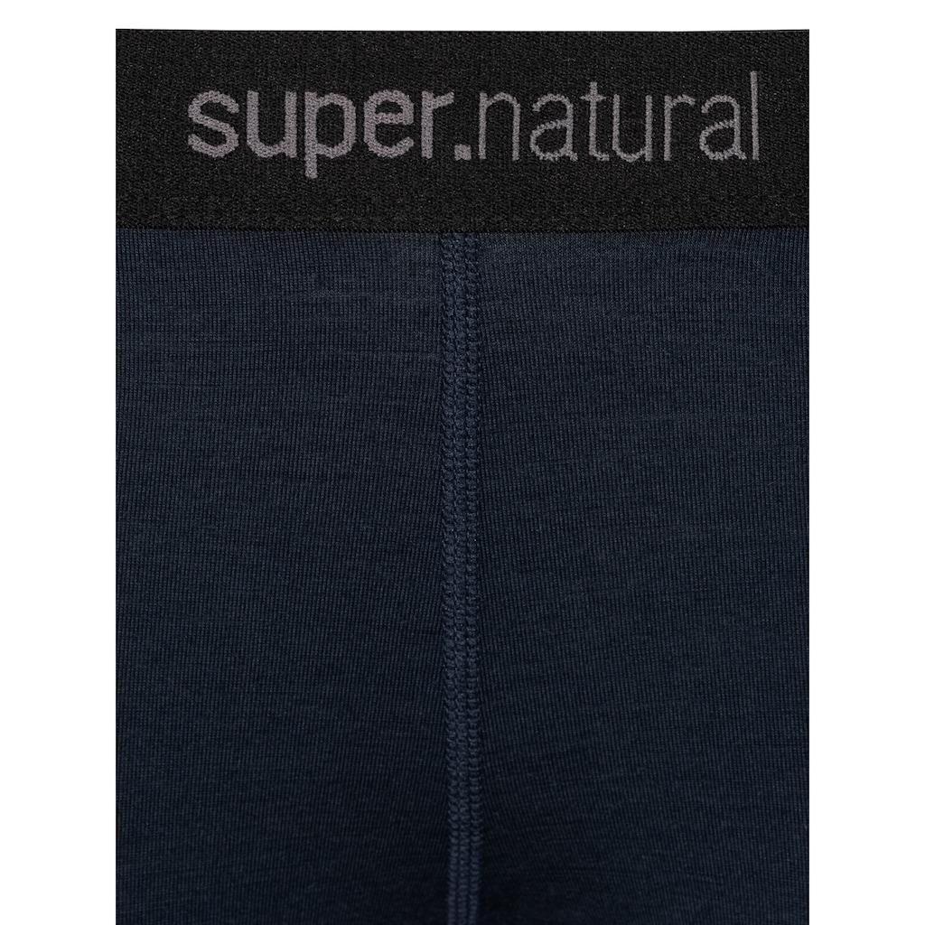 SUPER.NATURAL Funktionstights »W BASE TIGHT 230«