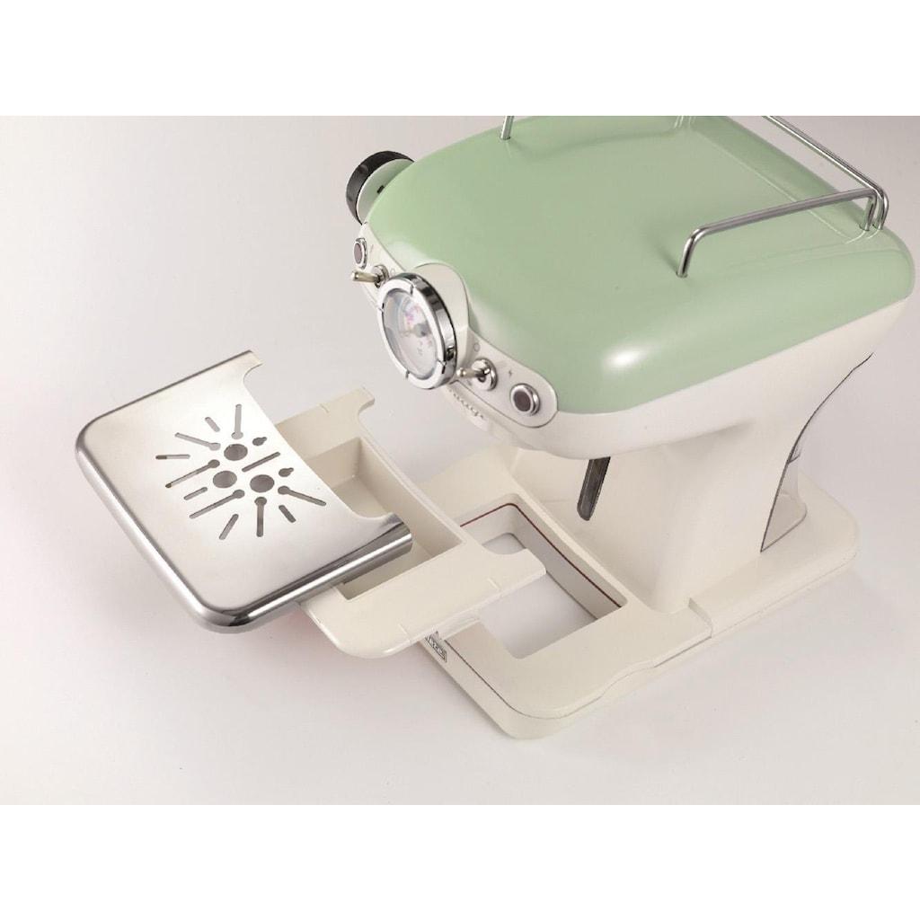 Ariete Espressomaschine »1389 Vintage grün-weiß«