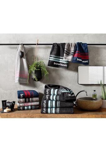 Handtuch Set, »Daniel«, Bruno Banani kaufen