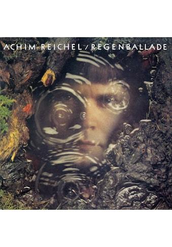 Vinyl Regenballade (+Bonus LP) / Reichel,Achim, (2 LP (analog)) kaufen