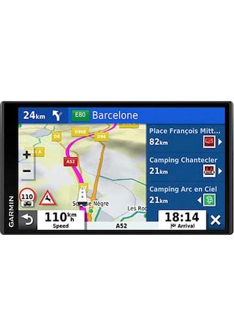 Garmin Navigationsgerät »Camper 780«, (inklusive lebenslanger Kartenupdates) kaufen