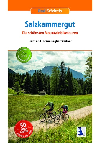 Buch »Salzkammergut - Die schönsten Mountainbiketouren / Franz Sieghartsleitner,... kaufen