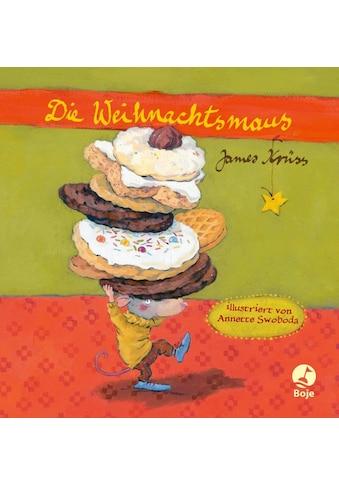 Buch »Die Weihnachtsmaus (Pappbilderbuch) / James Krüss, Annette Swoboda« kaufen
