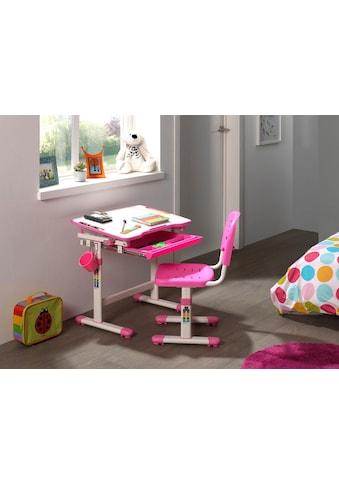 Vipack Kinderschreibtisch »Comfortline« (Set, mit Stuhl) kaufen