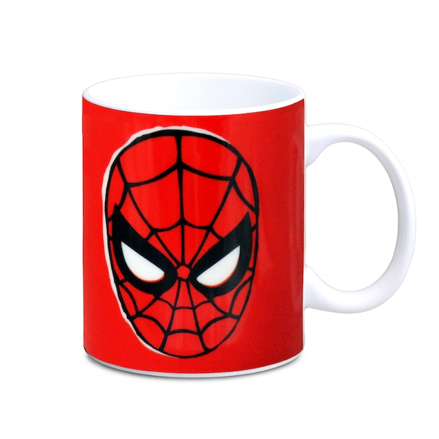 LOGOSHIRT Tasse mit coolem Print »Spider-Man«