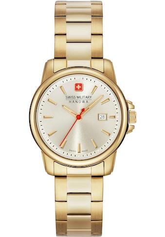 Swiss Military Hanowa Schweizer Uhr »SWISS RECRUIT LADY II, 06-7230.7.02.002« kaufen
