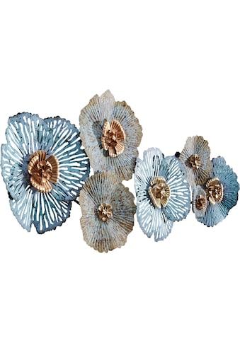 Home affaire Wanddekoobjekt »Blüten« kaufen
