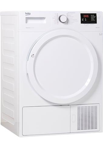 BEKO Wärmepumpentrockner DS 8433 PA0, 8 kg kaufen
