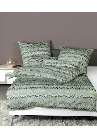 Janine Bettwäsche »MILANO 43122«, mit grafischem Muster kaufen