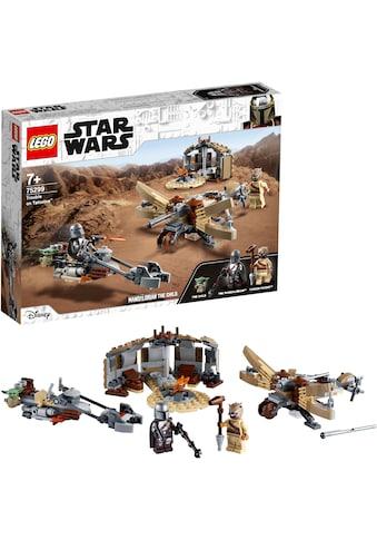 LEGO® Konstruktionsspielsteine »Ärger auf Tatooine™ (75299), LEGO® Star Wars™«, (276... kaufen