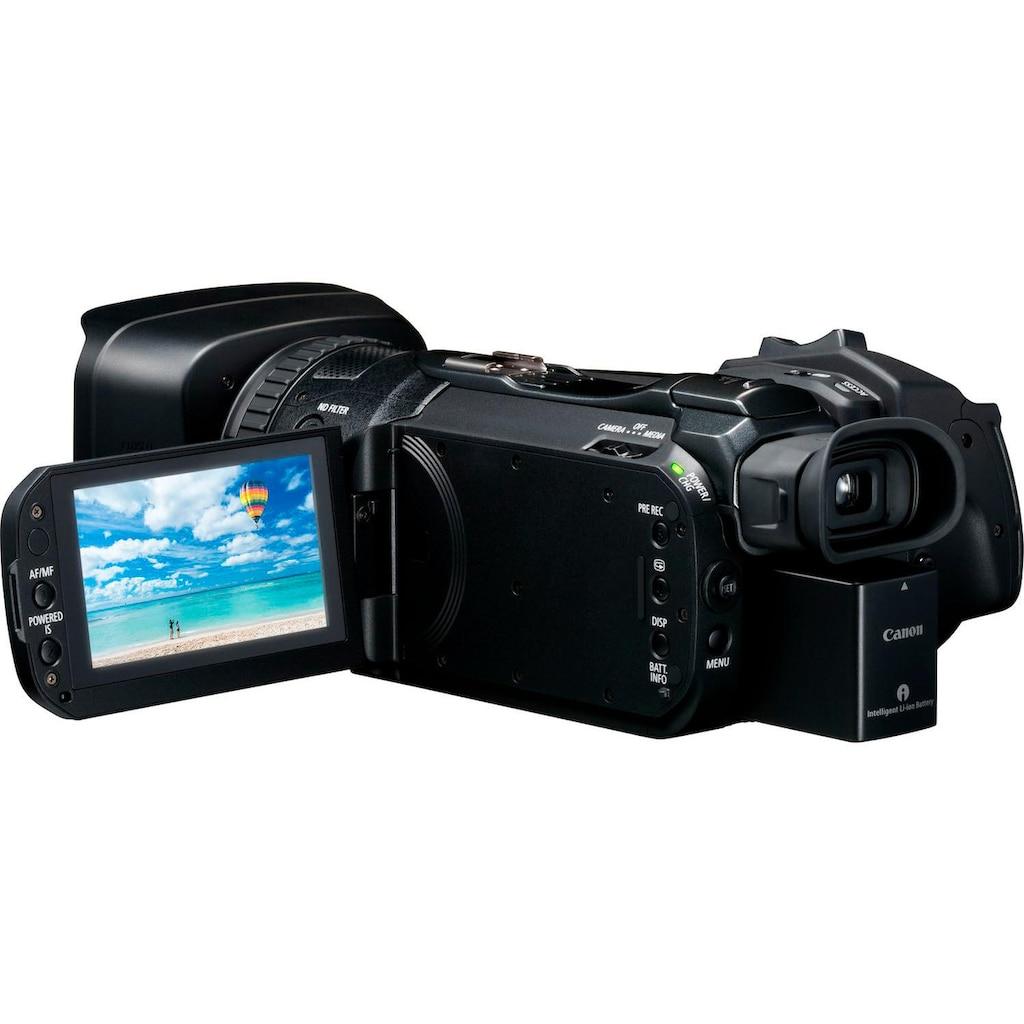 Canon Camcorder »Legria GX-10«, 4K Ultra HD, WLAN (Wi-Fi), 15x opt. Zoom