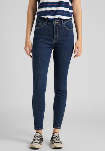 Lee® Skinny-fit-Jeans »Scarlett high«, in Stone Travis kaufen