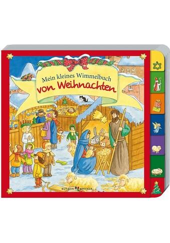 Buch »Mein kleines Wimmelbuch von Weihnachten / Manfred Tophoven« kaufen