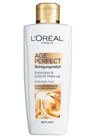 L'ORÉAL PARIS Reinigungsmilch »Age Perfect« kaufen