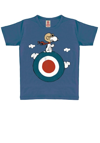 LOGOSHIRT T-Shirt mit Vintage-Print kaufen