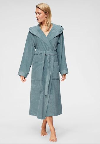 andas Damenbademantel »Livia«, aus Bio-Baumwolle kaufen