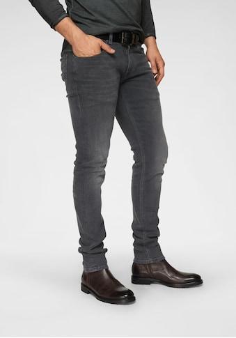"""Joop Jeans 5-Pocket-Jeans »SLIM FIT """"Stephen""""«, dezente Waschung, angedeutete Tragefalten kaufen"""