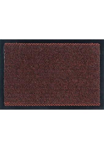 ASTRA Fußmatte »Saphir 617«, rechteckig, 7 mm Höhe, Fussabstreifer, Fussabtreter, Schmutzfangläufer, Schmutzfangmatte, Schmutzfangteppich, Schmutzmatte, Türmatte, Türvorleger, In -und Outdoor geeignet kaufen