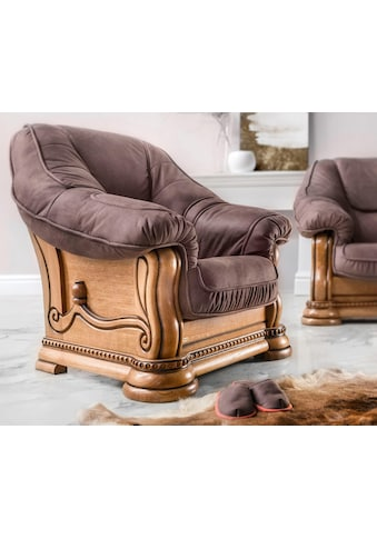 Premium collection by Home affaire Sessel »Grizzly« kaufen