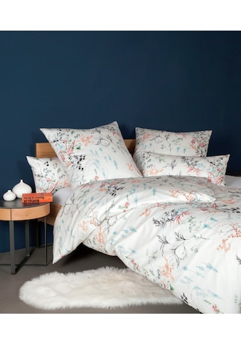 Janine Kissenbezug »MILANO 45005«, mit floralem Muster kaufen