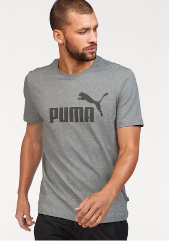 PUMA T-Shirt »ESSENTIAL LOGO TEE« kaufen